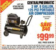 Harbor Freight Coupon Compressor