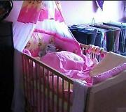 Kinderbett Rosa