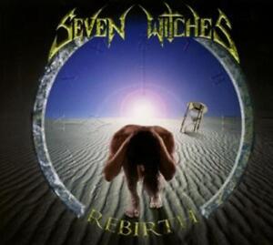 Seven Witches - Rebirth  CD  NEU   (2013)