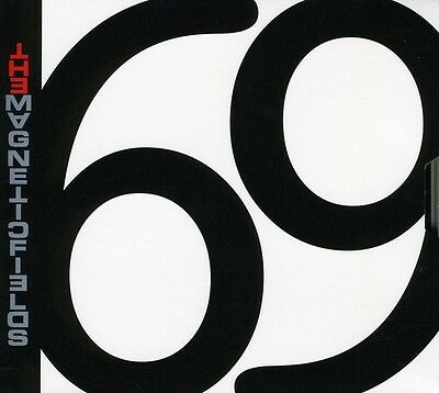 Magnetic Fields   69 Love Songs  New Cd  Boxed Set