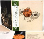 Neil Young Harvest LP