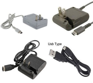 Charger/Cable  for Nintendo DS Lite/ DSI/ 3DS/ Gameboy Advance