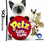 Petz My Kitten Family (Nintendo DS used game)