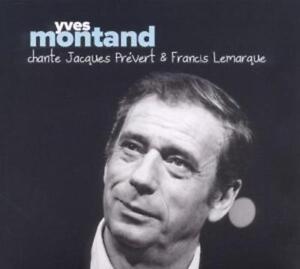 Montand Chante Pr'vert & Lemarque von Yves Montand (2012)