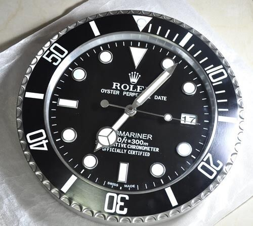 Rolex Submariner Wall Clock In City Of London London
