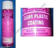 Clear Coat Spray