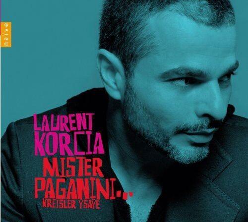 Laurent Korcia - Mister Paganini [New CD]