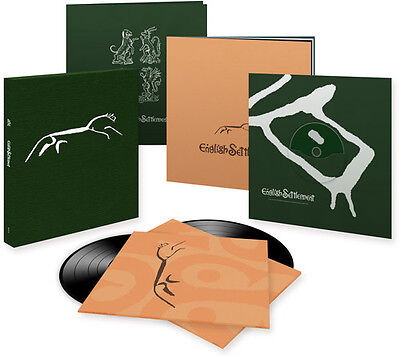 Xtc   English Settlement  Deluxe Edition  New Vinyl  200 Gram  With Cd  Deluxe E