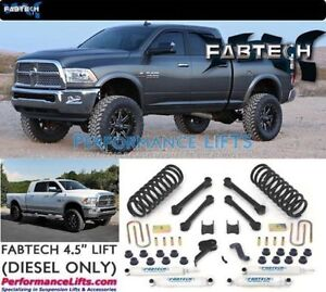 "6"" FABTECH lift now from ONLY $2149 INSTALLED!!"