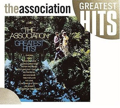 The Association   Greatest Hits  New Cd  Repackaged