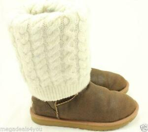 Womens Knit UGG Boots