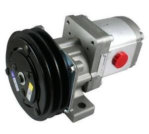 Hydraulic pump ebay for Electric motor hydraulic pump