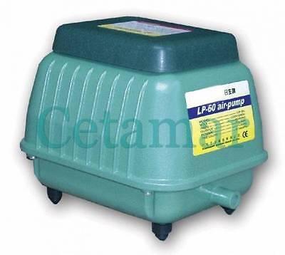 Compresor de aire gigante 5 salidas (Para viveros de marisco) RESUN LP-60