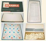 Scrabble Tiles Square Back