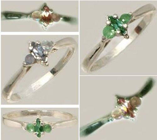 Alexandrite Ring Antique 19thC Russia Natural Color-Change Genuine Handcrafted
