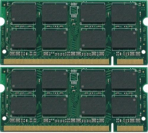 2GB 2x1GB DDR2 PC5300 SODIMM PC2-5300 Laptop MEMORY NEW