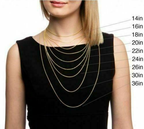 "10K Yellow Gold 1.5mm Diamond Cut Rope Chain Pendant Necklace Mens Women 16""-26"" 8"
