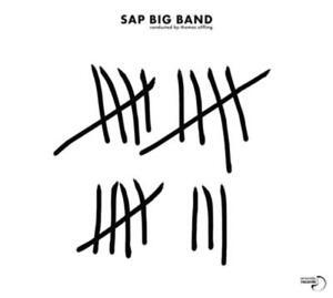 CD Sap Big Band Thomas Siffling Digipack