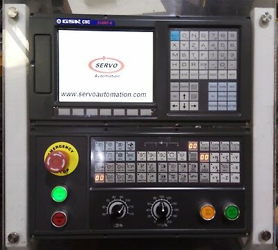 Gsk218mc Retrofit Cnc Control For Machining Center Mazak Mori-seikiokumahaas