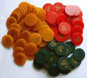 Bakelite Poker Chips