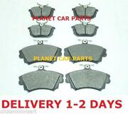 Volvo S40 Rear Brake Pads