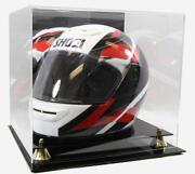 Motorcycle Helmet Display