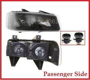 Chevy Express Van Headlights