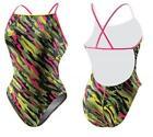 Plus Size Camo Swimwear