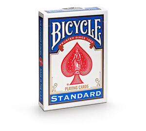 1-New-BLUE-Deck-Bicycle-808-Poker-Playing-Cards-Rider-Back