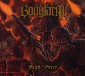 BODYFARM Battle Breed Digipak-CD - 163617