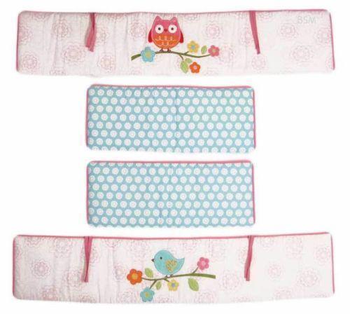 Love Bird Crib Bedding