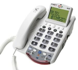 Clarity XL45 Professional Extra Loud Telephone (New & boxed)