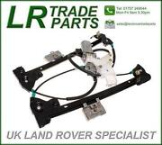 Freelander Tailgate Window Regulator