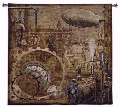 Steampunk home decor ebay for Victorian steampunk decor