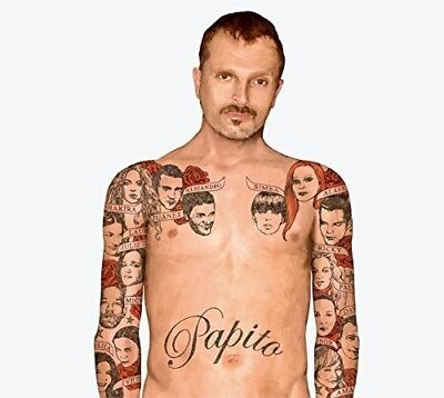 Miguel Bose   Papito  New Vinyl Lp  With Cd  Spain   Import