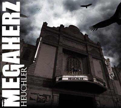 MEGAHERZ Heuchler LP VINYL 2008