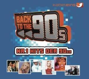 Back to the 90s - Nr.1 Hits der 90er (3 CDs)