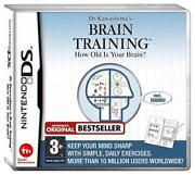 Nintendo DS Lite Brain Training