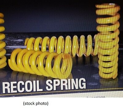 990166 Track Adjuster Recoil Spring Caterpillar Cat Dozerexcavatorloader