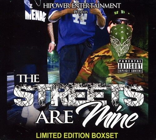 Hipower Entertainment - Streets Are Mine [New CD]