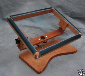 Rectangle Rug Hooking Lap Frame 11 X 14 Area
