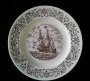 Mayflower Plate