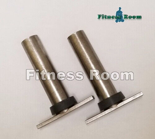 Pair of Hammer Strength Horns for Olympic Weight Plates