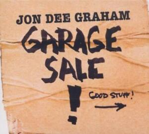 CD Garage Sale Jon Dee Graham Digipack