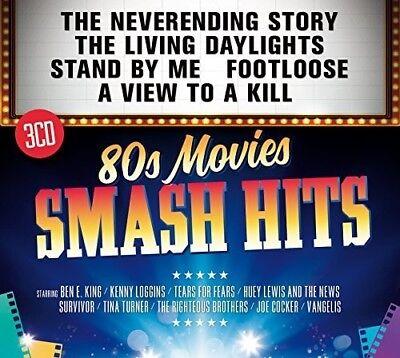 Various Artists - Smash Hits 80S Movies [New CD] UK - Import