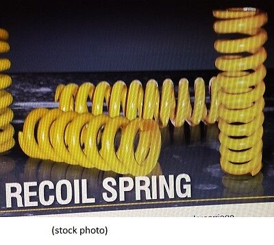 1941253 Track Adjuster Recoil Spring Caterpillar Cat Dozerexcavatorloader
