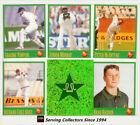 Select Select Cricket Trading Cards Season 1996