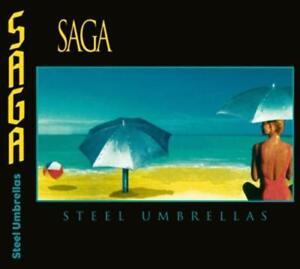 Steel Umbrellas - Saga (2015, CD NEU)
