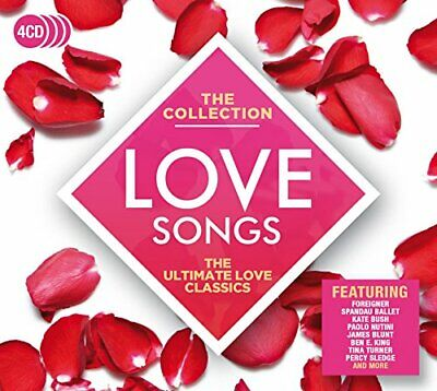 Love Songs: The Collection [CD]
