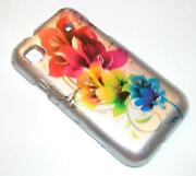 Samsung Galaxy s i9000 Case Flower